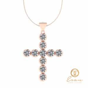 Cruciulita cu diamante ESCR2