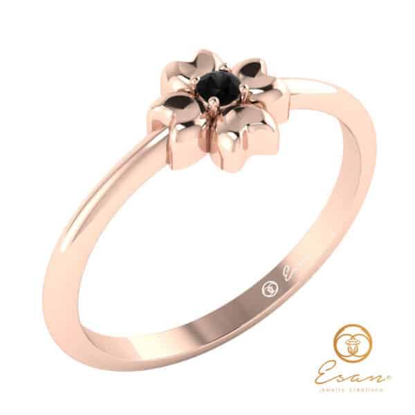 Inel- logodna -cu-diamant-negru-ES4