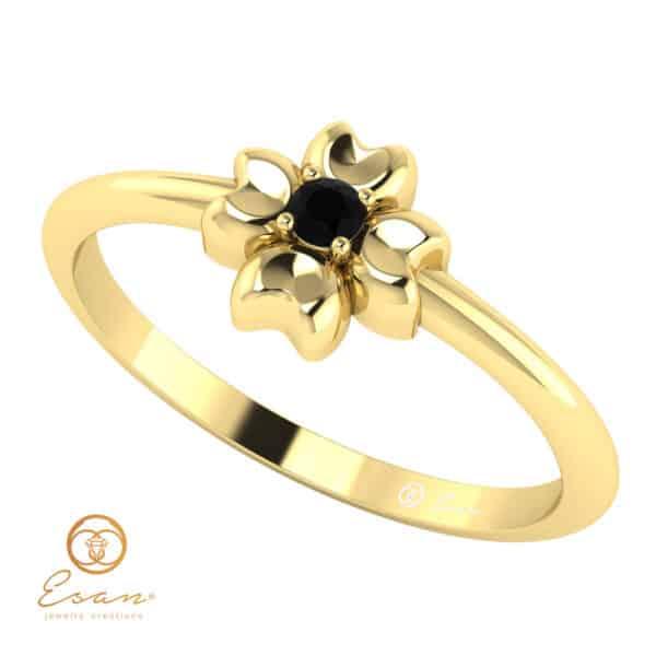 "Inel-de-""logodna-cu-diamant*-negru-ES4"