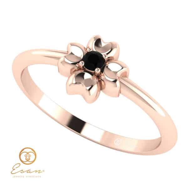 Inel-de- logodna -din-aur--cu-diamant*-negru-es4