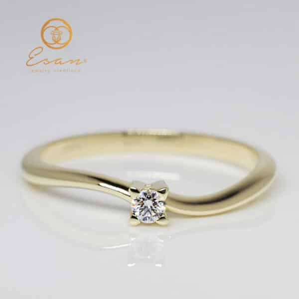 Inel de logodna esd33