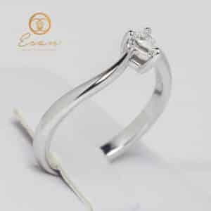 inel de logodna cu diamant lacrima es125