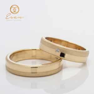 Verighete din aur ESV156