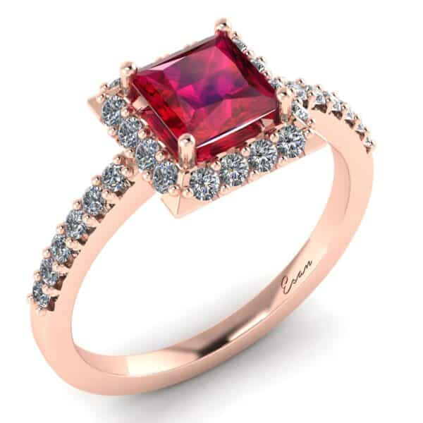 Inel-logodna-cu-rubin-patrat-si-diamante-AURroz18k-ES179